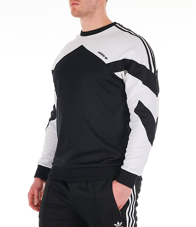 Men's Adidas Palmeston Crewneck Sweatshirt by Adidas