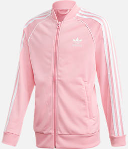 Girls' adidas Originals Trefoil Track Jacket