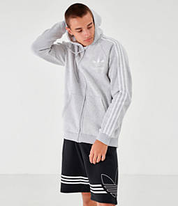 Men's adidas Originals Adi Cali Full-Zip Hoodie