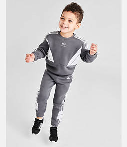 Boys' Infant and Toddler adidas Originals Track Suit