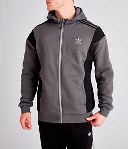 Men's adidas Originals Street Run Nova Full-Zip Hoodie