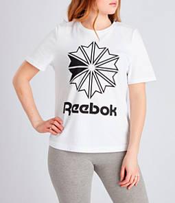 Women's Reebok Classics Big Logo Graphic T-Shirt