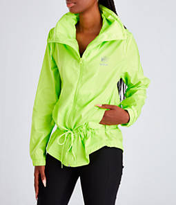Women's Rebook Classics Graphic Windbreaker Jacket