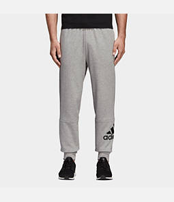 Men's adidas Must Haves French Terry Badge of Sport Sweatpants
