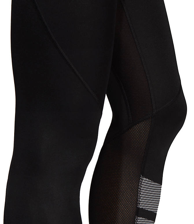 Detail 2 view of Men's adidas Alphaskin Sport BOS Long Tights in Black
