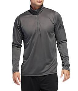 Men's adidas FreeLift Sport Quarter-Zip Training Shirt