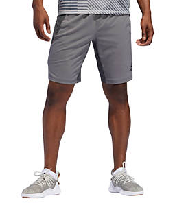 Men's adidas 4KRFT 8-inch Stripe Heather Shorts
