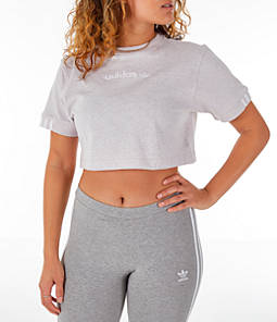 Women's adidas Originals Coeeze Cropped T-Shirt