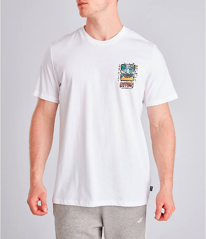 Men's Adidas Originals Roanoke T Shirt by Adidas