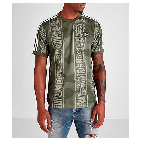 Adidas Originals Adidas Men's Originals Dakari Jersey T-shirt In ...