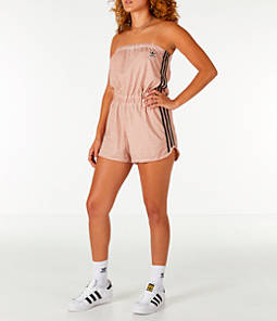 Women's adidas Originals Dye Injection Pack Strapless Romper