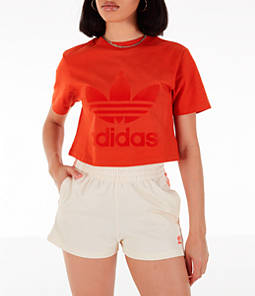 Women's adidas Originals Cropped T-Shirt
