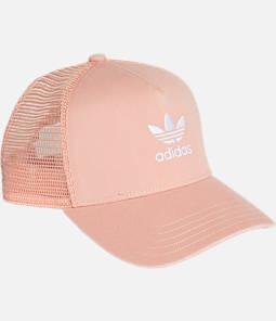 Women's adidas Originals Trefoil Trucker Hat