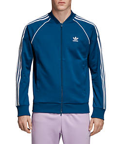 Men's adidas Originals Superstar Track Top