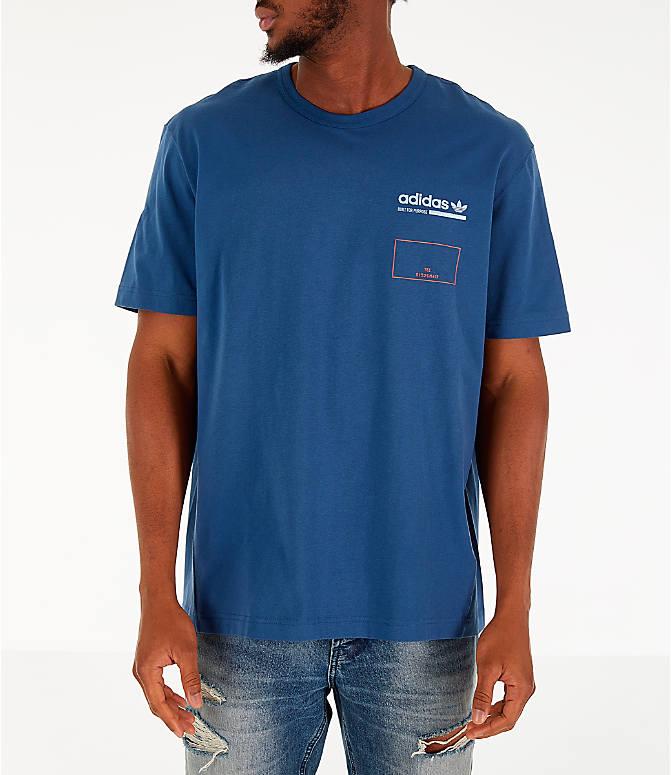 Finish Line Free Shipping Trick >> Men S Adidas Originals Kaval T Shirt