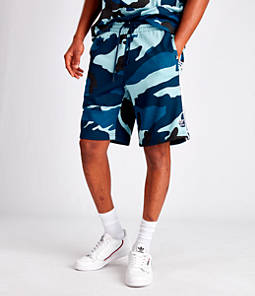 Men's adidas Originals Camouflage Shorts