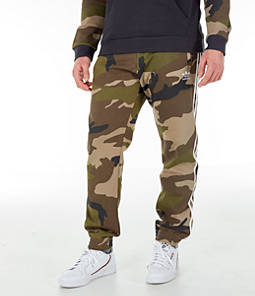 Men's adidas Originals Camo Trefoil Jogger Pants