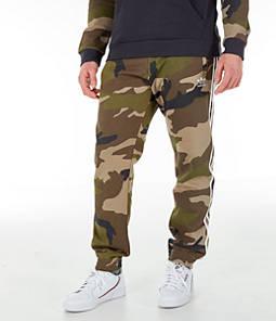 Men's adidas Originals Camo Trefoil Jogger Pants