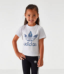 Kids' Infant and Toddler adidas Originals Culture Clash T-Shirt