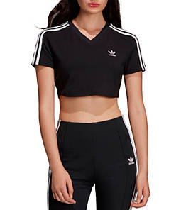 Women's adidas Originals Loose Crop T-Shirt