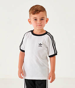 Kids' Infant and Toddler adidas Originals 3-Stripes T-Shirt