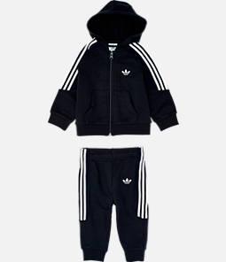 Infant and Toddler adidas Originals Radkin Hoodie Set