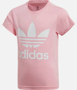 Girls' adidas Originals Trefoil T-Shirt (Toddler and Big Kids')