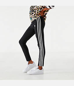 Girls' adidas Originals 3-Stripes Leggings