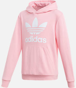 Girls' adidas Originals Trefoil Hoodie