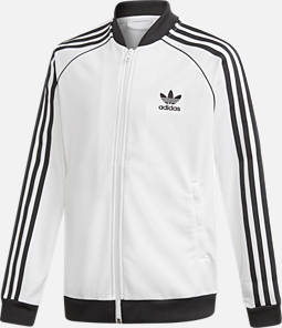 Kids' adidas Originals Trefoil Track Jacket