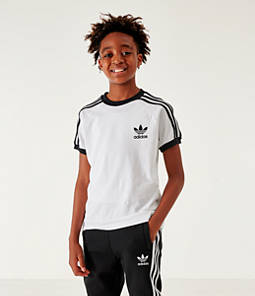 0e85ebe813c4dd Boys  adidas Originals 3-Stripes T-Shirt