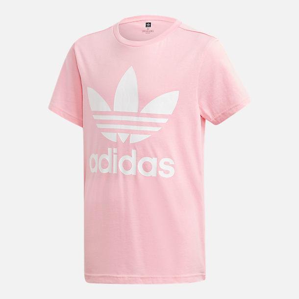 241791d47 Girls' adidas Originals Trefoil T-Shirt| Finish Line