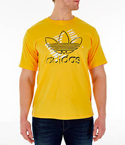 Men's adidas Originals Spirit Trefoil Art T-Shirt