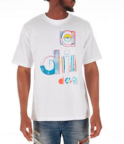 Men's adidas Originals Spirit Trefoil Art T-Shirt