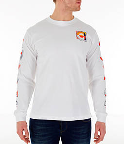 Men's adidas Originals Graphic Long-Sleeve T-Shirt