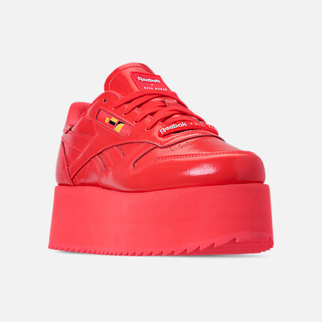 women's reebok x gigi hadid classic leather triple