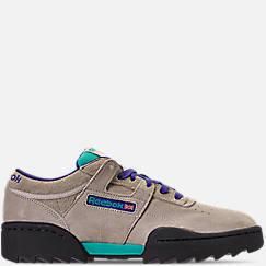 Men's Reebok Workout Ripple OG Casual Shoes