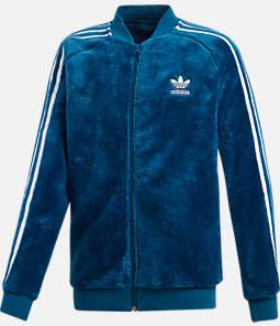 Boys' adidas Originals Trefoil Track Jacket