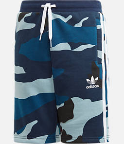 Boys' adidas Originals Camo Shorts