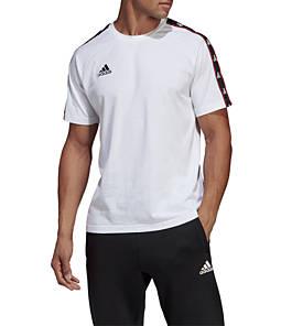 Men's adidas Tan Tape T-Shirt