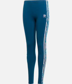 Girls' adidas Originals Marble Solid Leggings