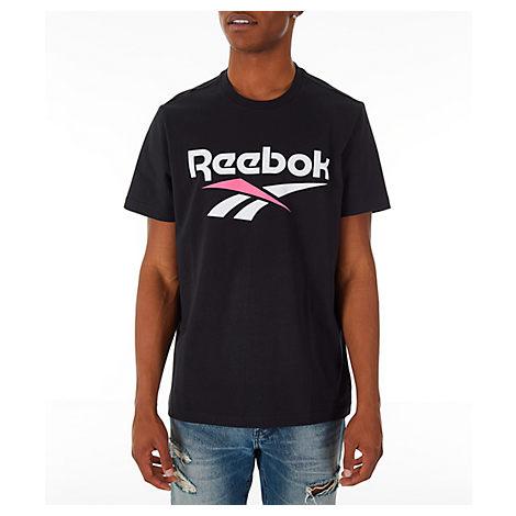 Men'S Classics Vector T-Shirt, Black