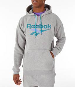 Men's Reebok Classics Vector Hoodie