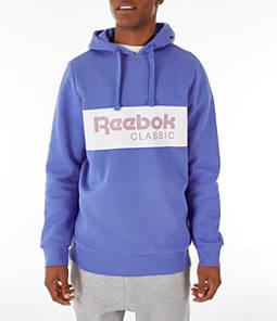 Men's Reebok Classics Over The Head Hoodie