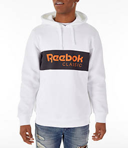 Men's Reebok Classics Over The Head Hoodie
