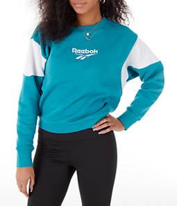 Women's Reebok Classics Vector Crew Sweatshirt