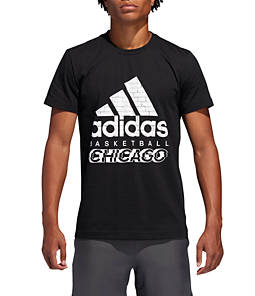 Men's adidas BOS Cities Chicago T-Shirt