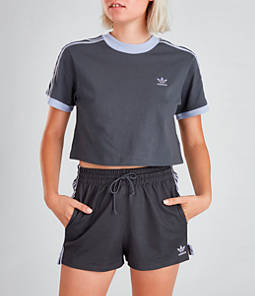 Women's adidas Originals Tropicalage Crop T-Shirt