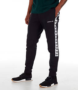 Men's adidas Originals Tape Fleece Track Pants