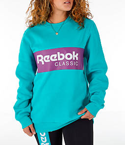 Women's Reebok Classics Iconic Crewneck Sweatshirt